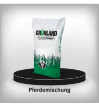 Grünland Qualitätssaatgut Pferdemischung