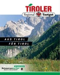 Tiroler Regional Saatgut-Katalog
