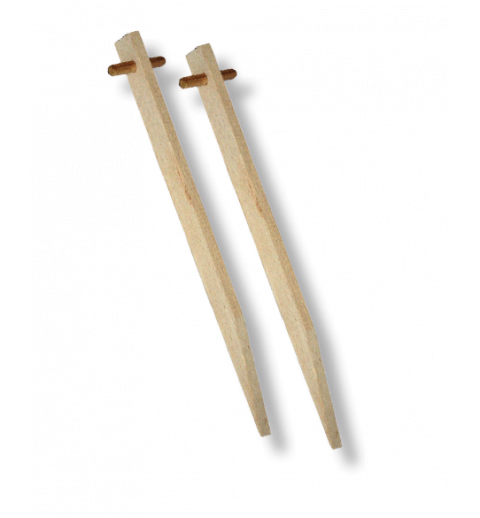 Holzpflock