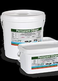 Permanent Dünger